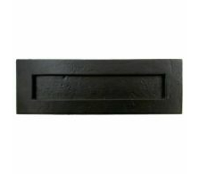 Wrought Iron Letter Box