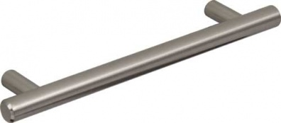 Barkston T-Bar Handle, 128mm Centres