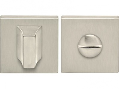 Designer Square Turn & Release - Stainless Steel | Hafele