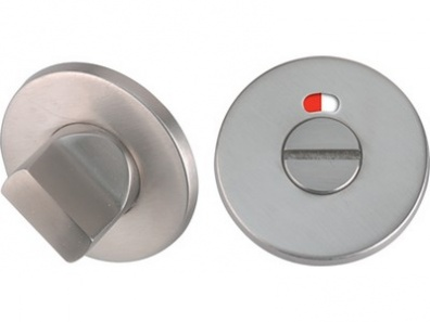 Emergency release indicator and inside turn