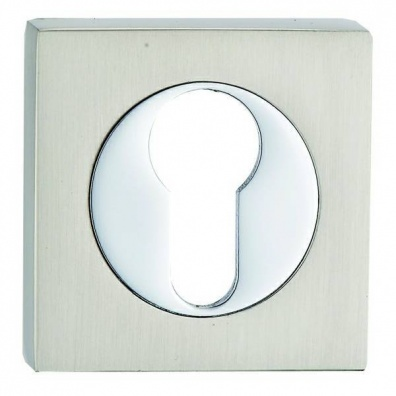 Euro Profile Square Escutcheon