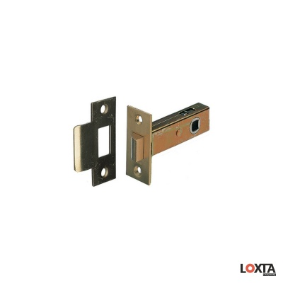 KT58599 Heavy Duty Mortice Door Latch, Square Forend