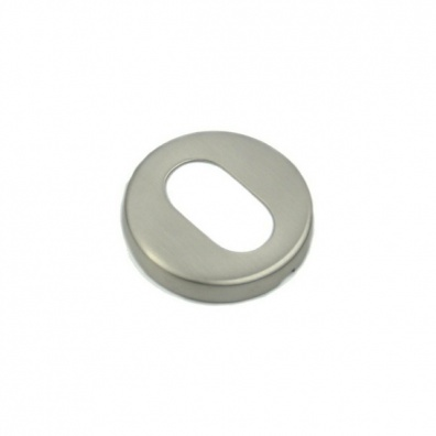 Oval Profile Concealed Escutcheon