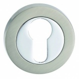 Euro Profile Round Escutcheon