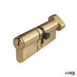KT12099 3 Star High Security Euro Cylinder, Thumbturn, TS007***