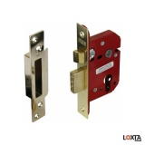KT33099 Fortress High Security Euro Sashlock, 48mm C/C, BS3621 Rated